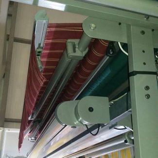 سایبان برقی اتوماتیک دو طرفه